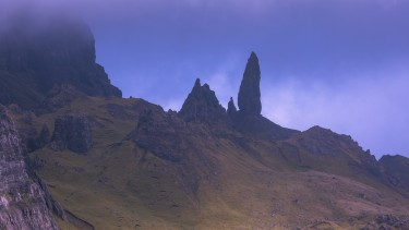 Old Man of Storr on Skye
