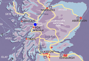 Map West-Highland-Line-Exp