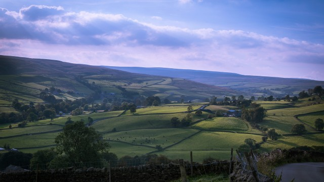 Nidderdale, in the Yorkshire Dales