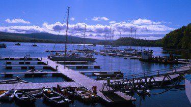 Tobermory pontoon