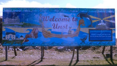Welcome to Unst