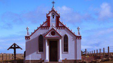 Italian Chapel on Orkney