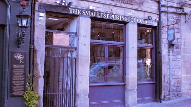 Explore Edinburgh's quirky bars and restaurants