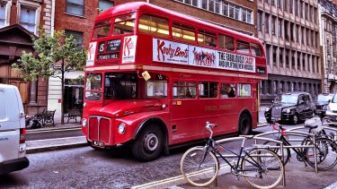 Vintage London Routemaster