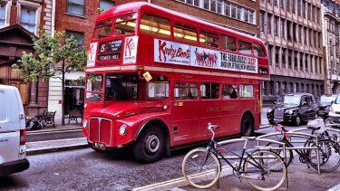 Vintage London Routemaster