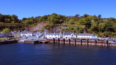 Port Askaig on Islay
