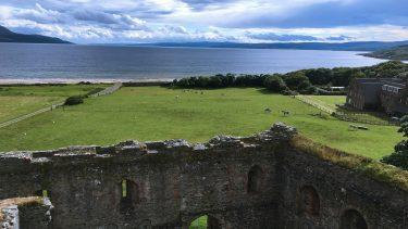 RK Skipness Castle Kintyre 2016-2