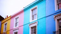 London's colourful Portobello Road