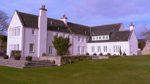 Glenmorangie House, Easter Ross