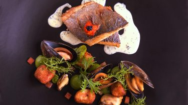 Kinloch Lodge gourmet dining