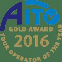 AITO Tour Operator Award 2016