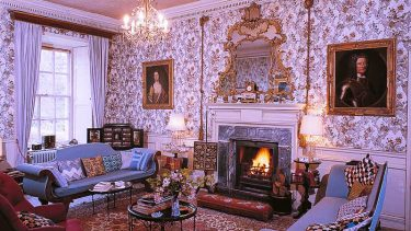 Traquair House - Lower-Drawing-Room