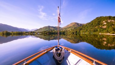 On Ullswater Lake