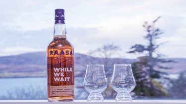 Enjoy a dram at Raasay Distillery