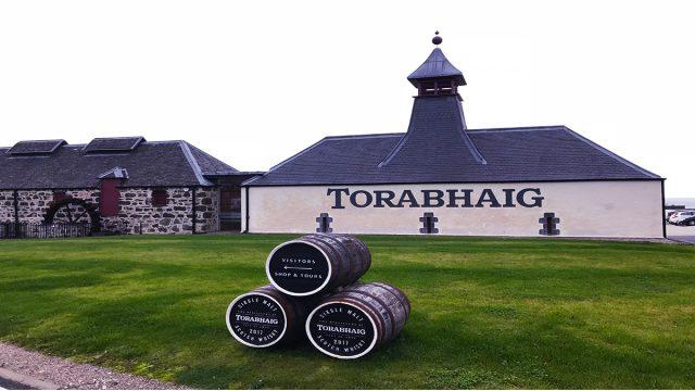 Torabhaig Distillery, Isle of Skye