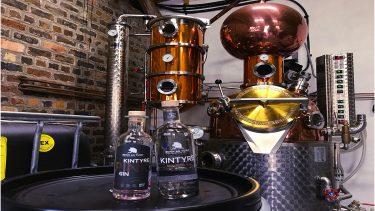 Torrisdale Gin Distillery, Kintyre
