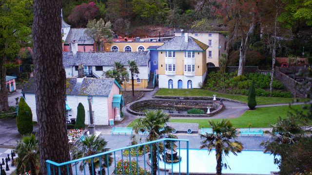 Explore Portmeirion after hours