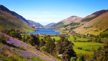 Some of Snowdonia's spectacular scenery - Crown Copyright (2012) Visit Wales