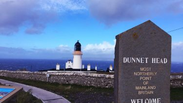 Visit mainland Britain's most northerly point