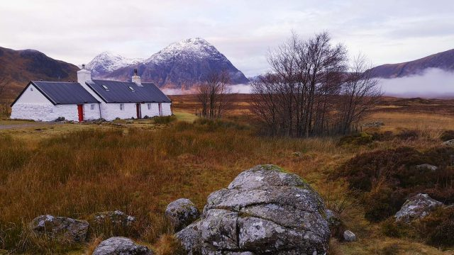 Enjoy the unforgettable drive through Glen Coe