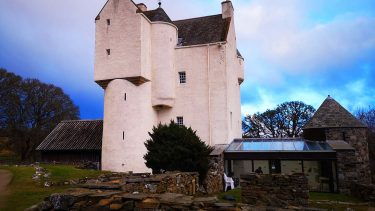 Leslie Castle, Aberdeenshire, Scottish Castles
