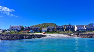 Visit atmosphere Iona, just off the coast of Mull - Majestic Line