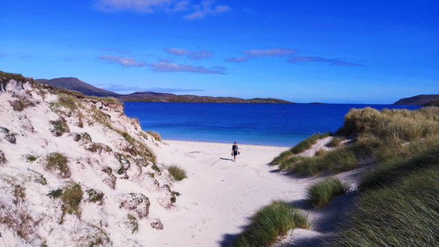 Vatersay Beach, Outer Hebrides