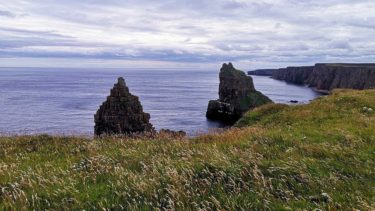 Duncansby Stacks, North Coast 500