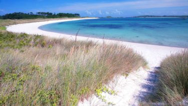 Pentle Bay, Tresco, Scilly Isles