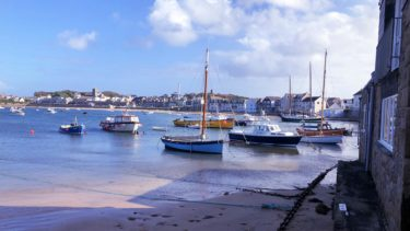 Hugh Town Harbour
