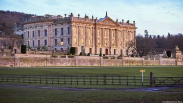 Chatsworth House - ©VisitBritain Tomo Brejc