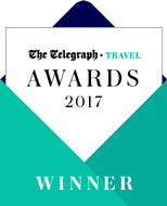 The Telegraph Travel Awards 2017 Winner